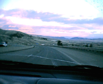 On the way back from Montana Elementary and Middle School Principals' State Convention